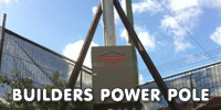 builders power pole